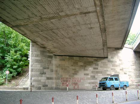 Pfaffensteriner Brücke (A 93), Regensburg
