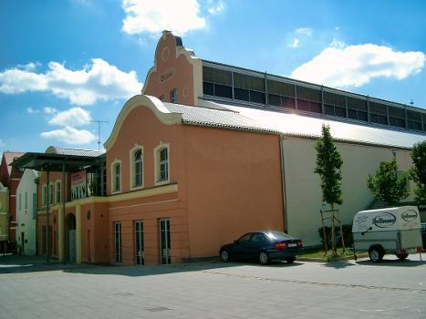 Velodrom, Ratisbonne