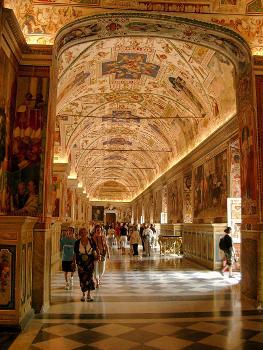 Vatican Museums, Vatican City, Rome