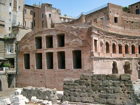 Trajansmärkte, Rom