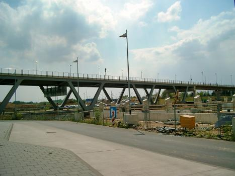 Access Ramp, Airport Cologne-Bonn
