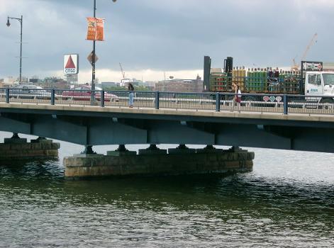 Harvard Bridge, Cambridge/Boston, Massachusetts