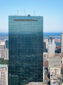 John Hancock Tower (Boston, 1973)