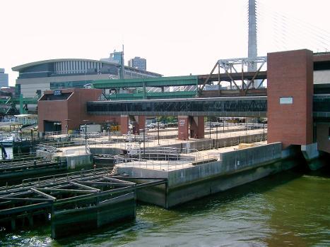 New Charles River Dam, Boston, Massachusetts