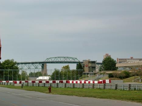Pont Jacques Cartier, Montréal, Québec