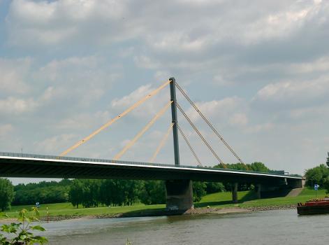 Rheinbrücke Duisburg-Neuenkamp