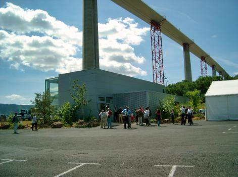 Millau Viaduct Information Center