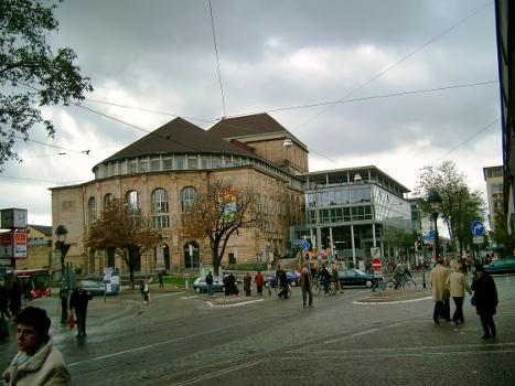Stadttheater, Freiburg