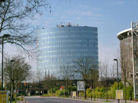 Bureaux de la Messe Düsseldorf