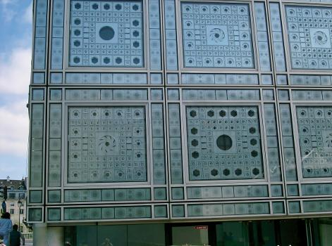 Institut du Monde Arabe, Paris