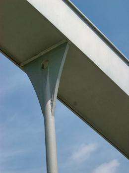 Pont de la K3n de la déviation de Düsseldorf-Lichtenbroich