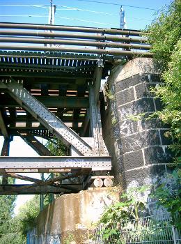 Steele Railroad Bridge, Essen