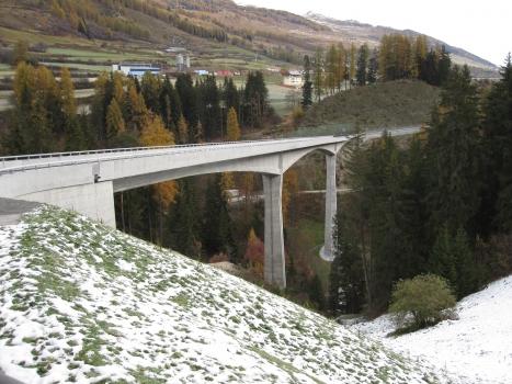 Vulpera/Tarasp Bridge