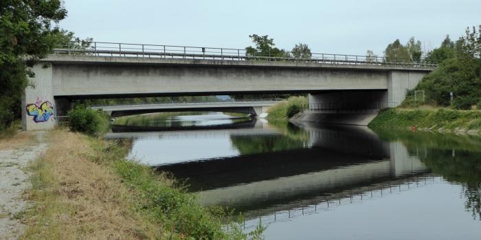 Mittlere-Isar-Kanal-Brücke