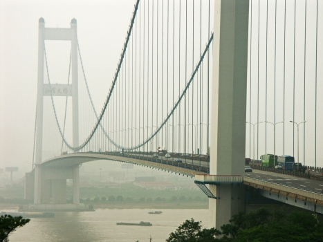 Jangtsebrücke Jiangyin