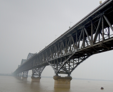 Jiujiang Yangtze River Bridge