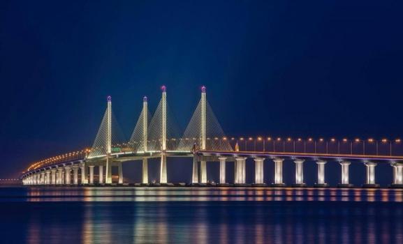 Deuxième pont de Penang