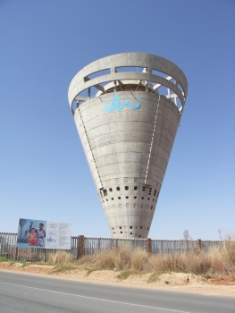 Johannesburg Grand Central Water Tower