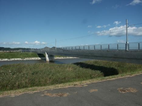 Pont sur la Naruse
