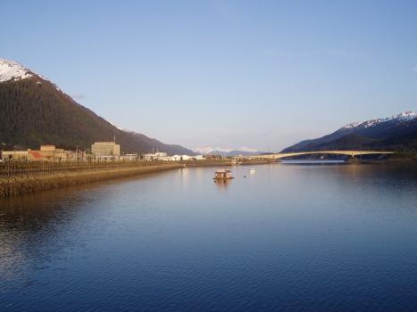 Juneau-Douglas Bridge