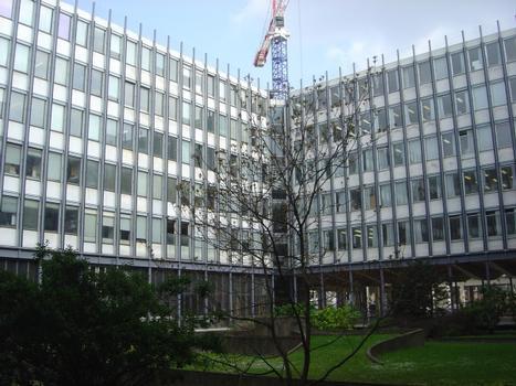 Immeubles du Campus de Jussieu