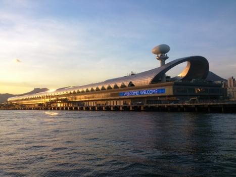 Kreuzfahrtterminal Kai Tak