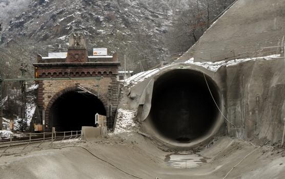 Kaiser-Wilhelm-Tunnel, Kaiser-Wilhelm-Tunnel