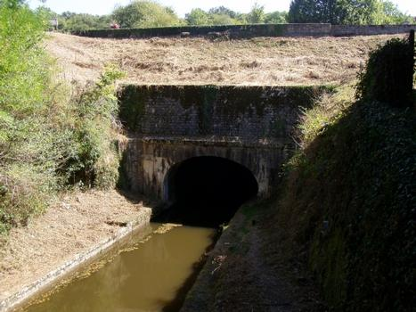 Kanaltunnel La Collancelle - Westportal