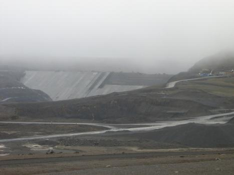 Barrage de Kárahnjúkar