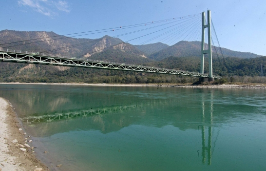 Karnali River Bridge