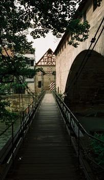 Chain Bridge, Nuremberg