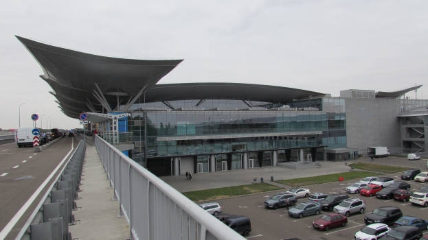 Boryspil International Airport Terminal D