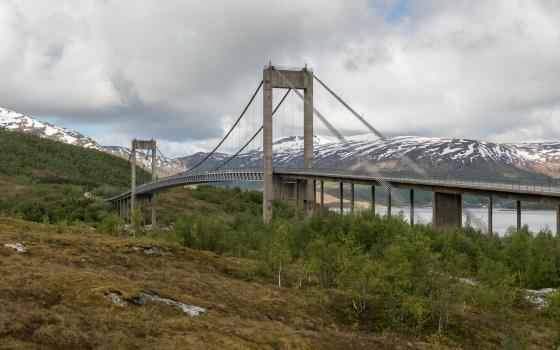 Kjellingstraumen Bridge