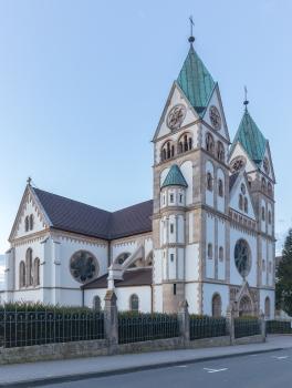 Klosterkirche Hünfeld