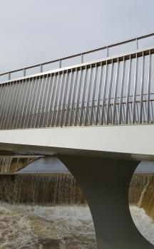 Knostrop Weir Footbridge