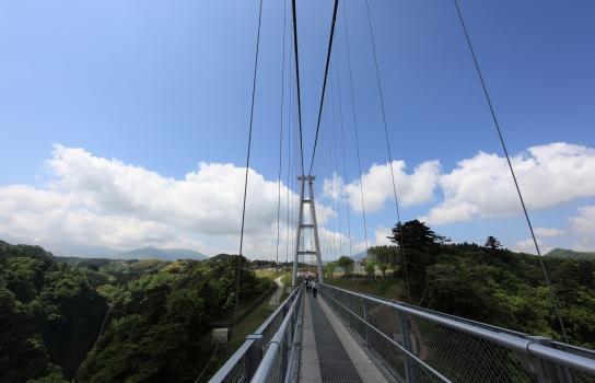 Kokonoe Yume Otsurihashi-Brücke
