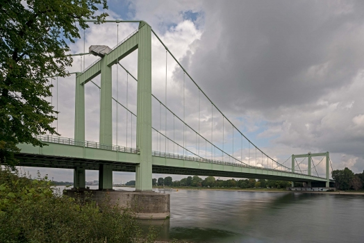 Rodenkirchen Bridge