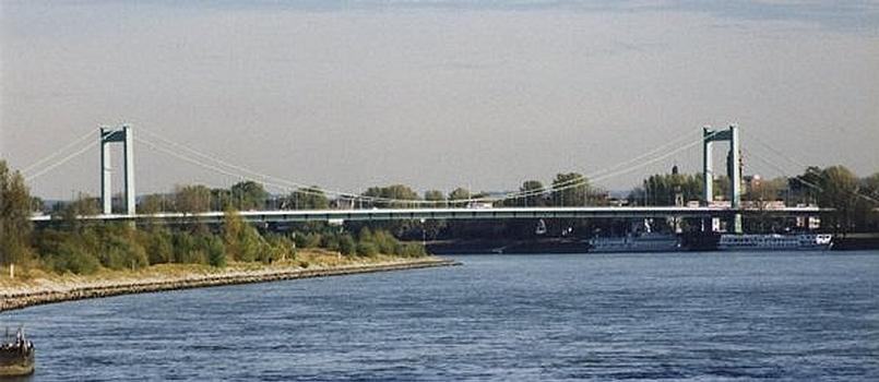 Cologne-Mülheim Bridge