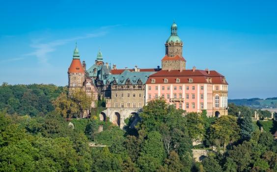 Château Książ