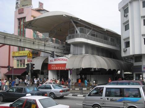 KL Sentral Monorail Station