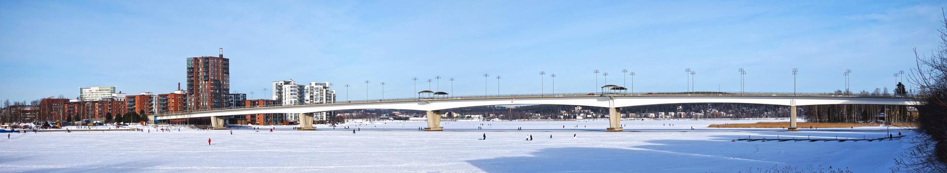Kuokkala-Brücke