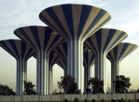 Château d'eaux de Koweït