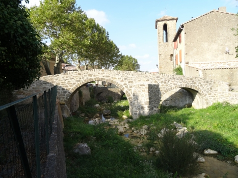 Alte Sonbrücke Labastide-en-Val