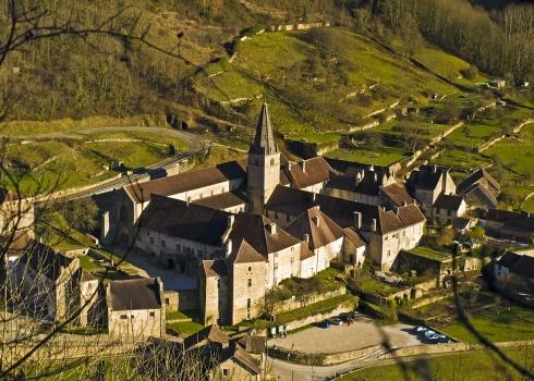 Abbaye Saint-Pierre de Baume-les-Messieurs