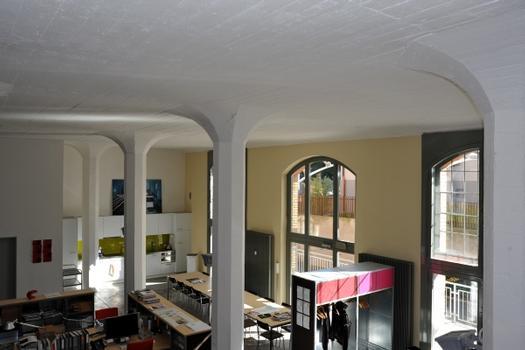 Lagerhaus Giesshübelstrasse