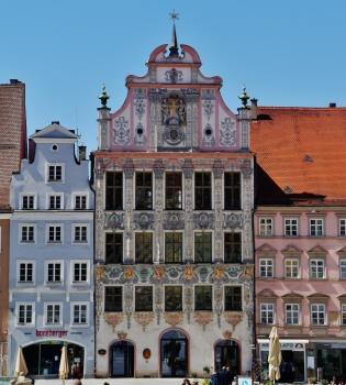 Hôtel de ville historique de Landsberg