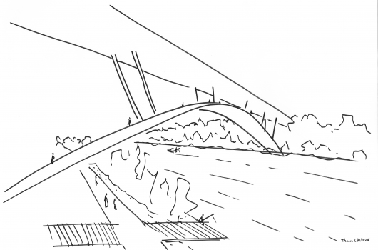 Pont du Contournement Nord de Château-Gontier