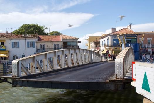 Pont tournant du Grau-du-Roi