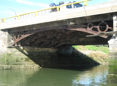 Gobelasbrücke Udondo