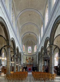 Église Saint-Léger de Lens